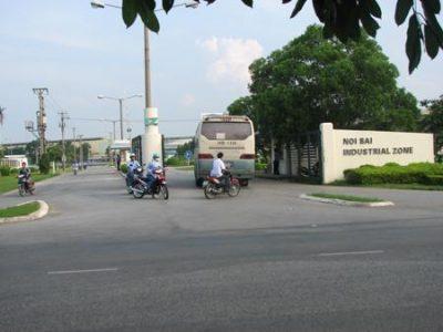 Lắp đặt camera giám sát tại khu công nghiệp Nội Bài ( Noi Bai Industrial Zone )