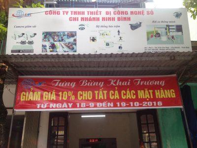 Tưng bừng khai trương chi nhánh mới tại Ninh Bình