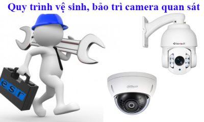 Bảo trì, sữa chữa hệ thống camera tốt nhất thị trường