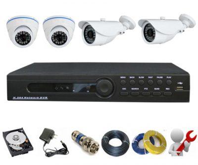 Tìm hiểu về hệ thống camera quan sát